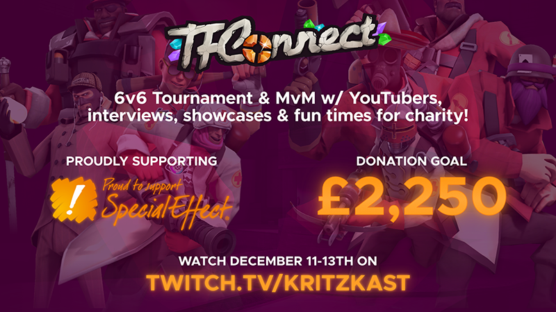 TFConnect Charity Event