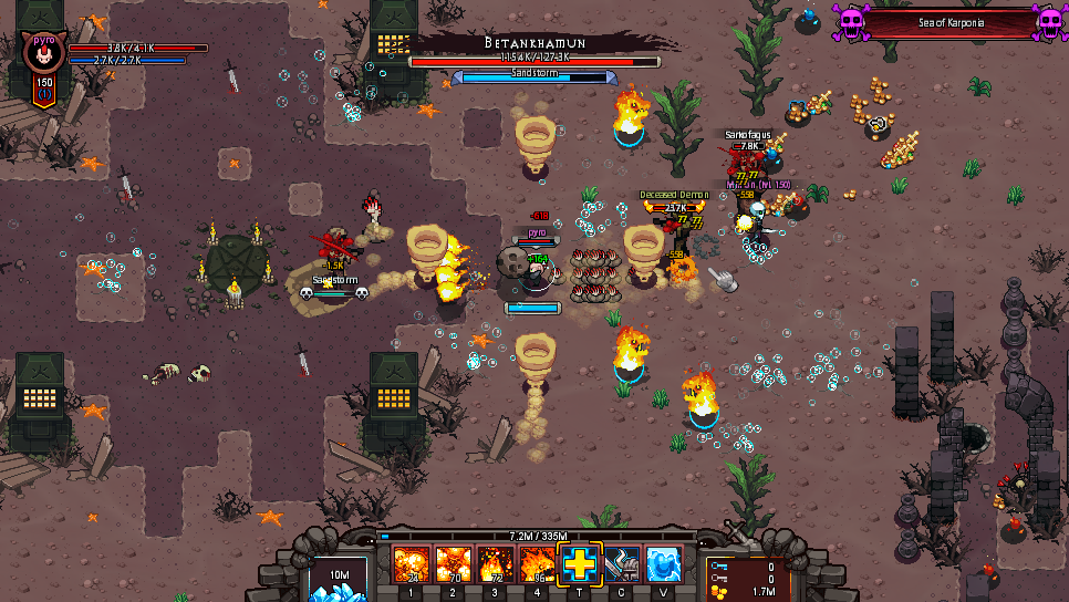 hero siege multiplayer server