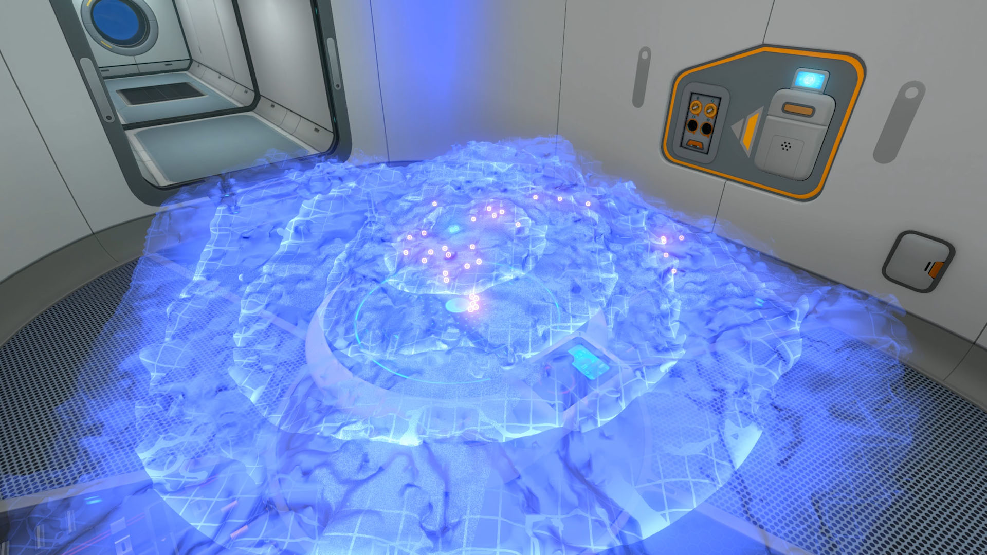 Subnautica Infected Update Noticias Do Steam We looked at the scanner room and the scanner room hud. subnautica infected update noticias