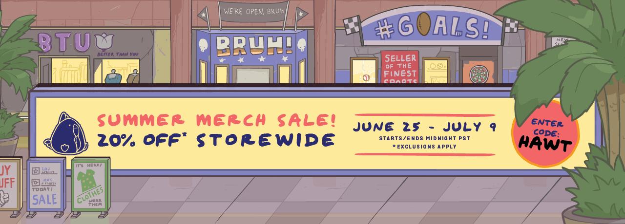 We're Making a Summer Splash with Super Sales!