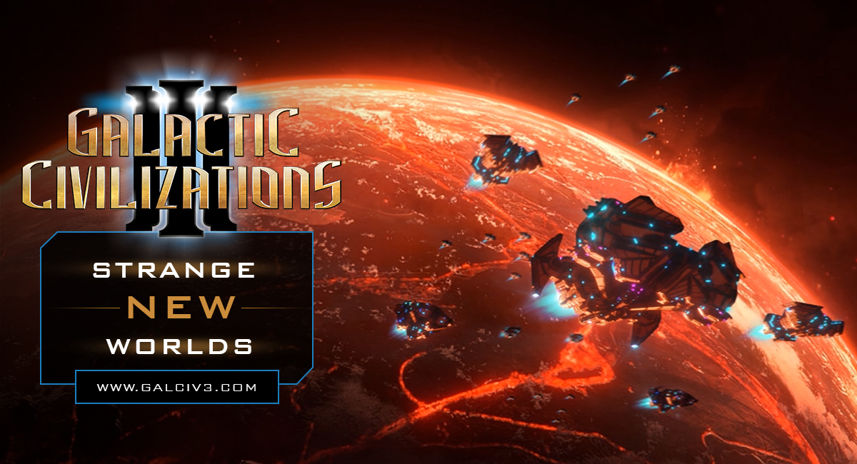 Galactic Civilizations Iii Galactic Civilizations Iii V3 Preview