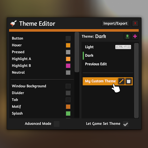 Update v12.2 - Theme Editor, Chat Filter, Picture-in-Picture and More!