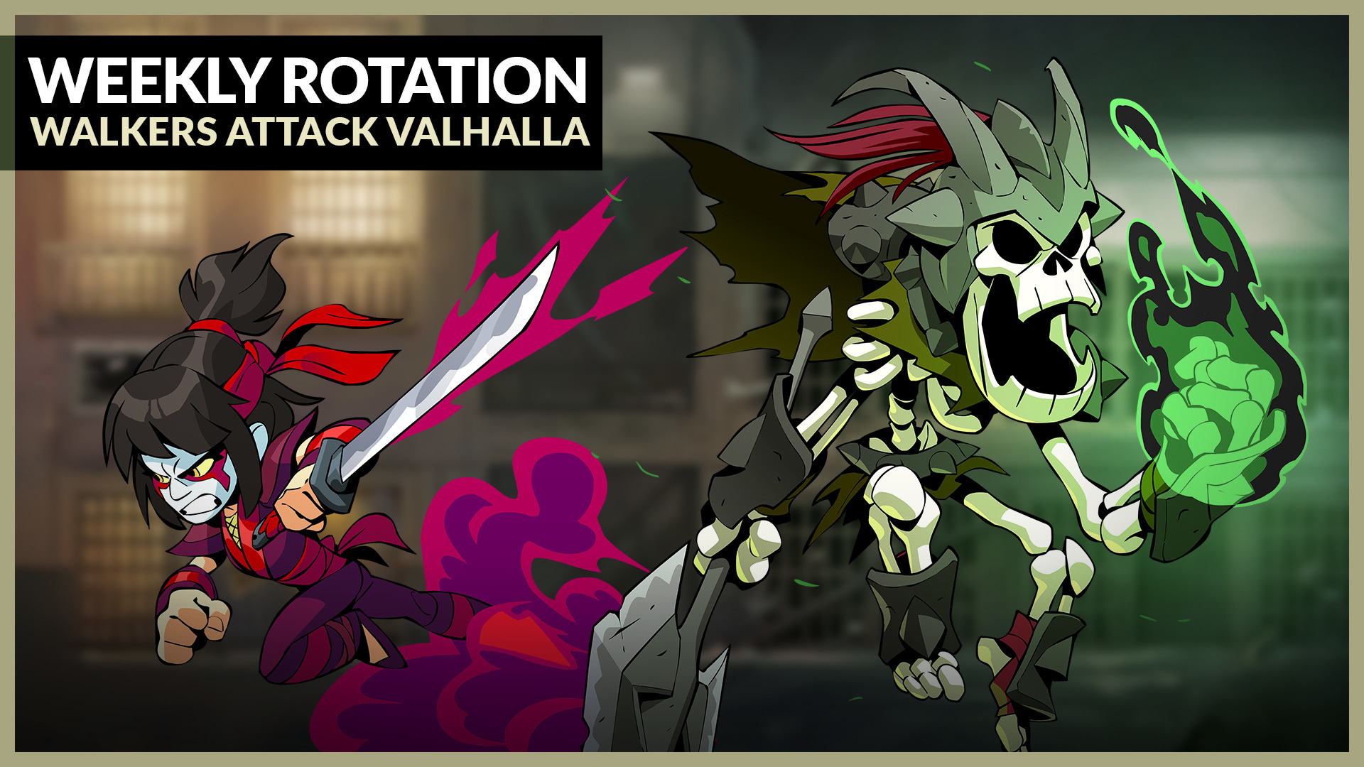 Play Walker Attack for Brawl of the Week!