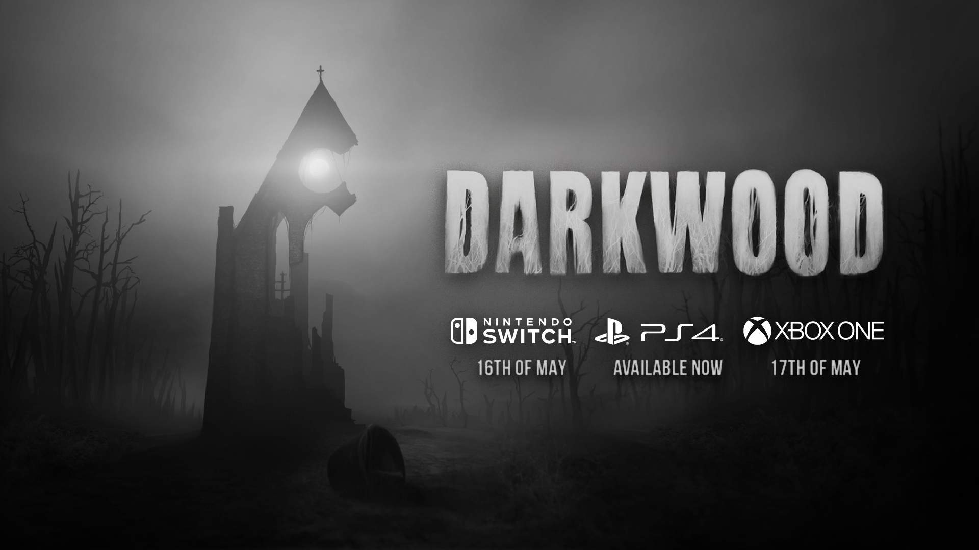 Darkwood is available on consoles!