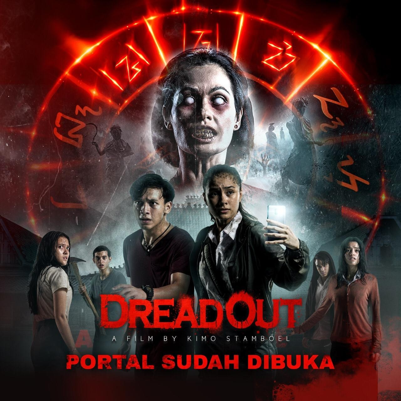 DreadOut Movie Released on Indonesia Cinemas Nationwide