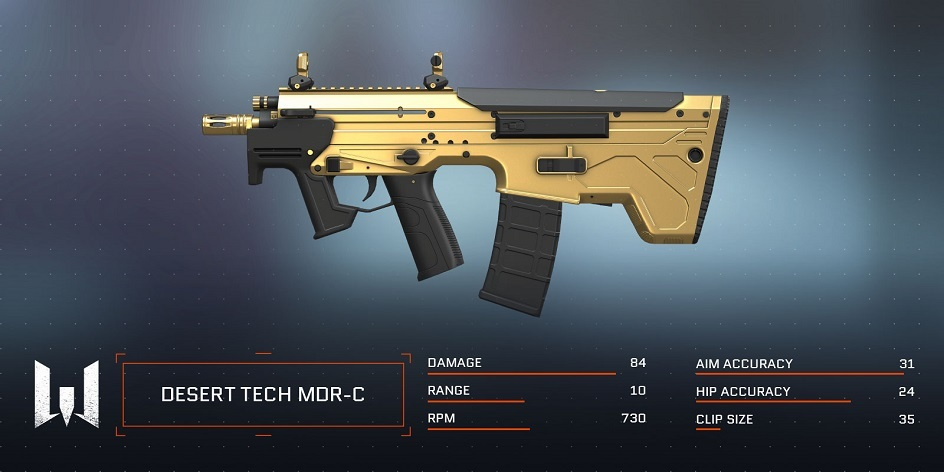 """Nov 22, 2017 Preview: """"Absolute"""" weapon set Warface - st_vi Soldiers"""