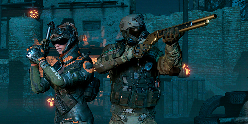 Warface :: Halloween update – now in game