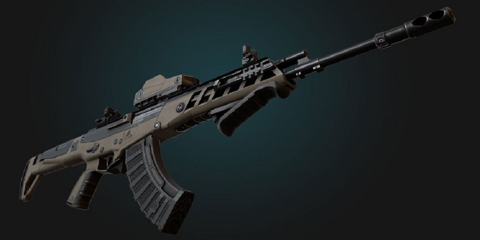 Warface :: Craft your own AK Alpha!