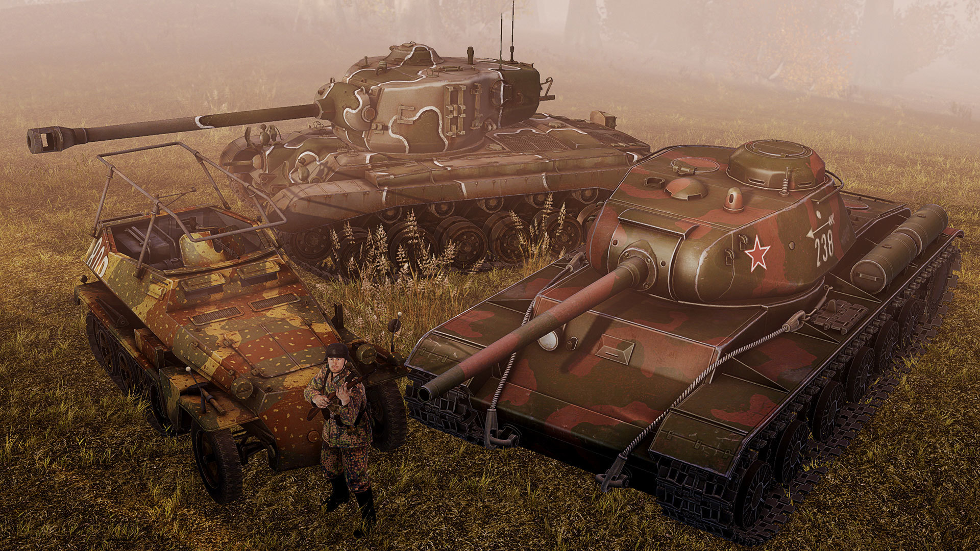 heroes generals new vehicle paint jobs in 1 10