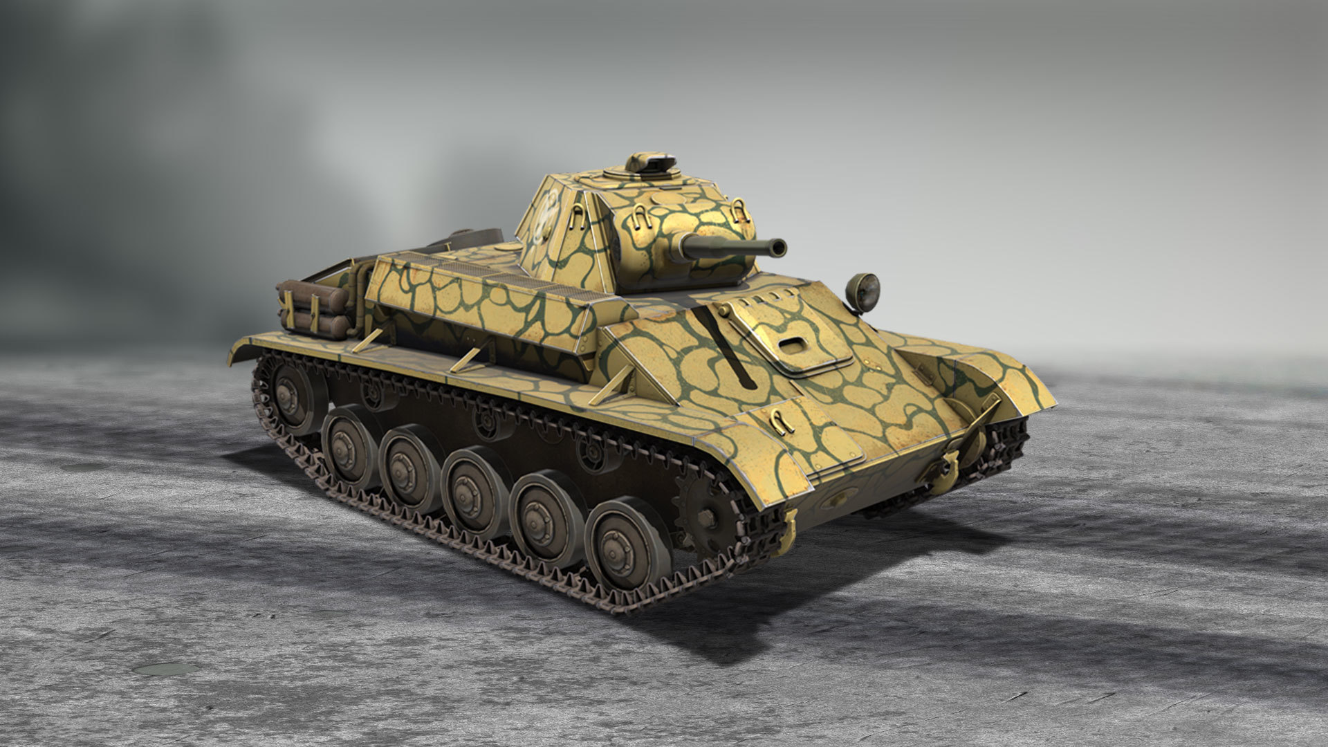 Heroes & Generals :: Paint your Panther - and more!