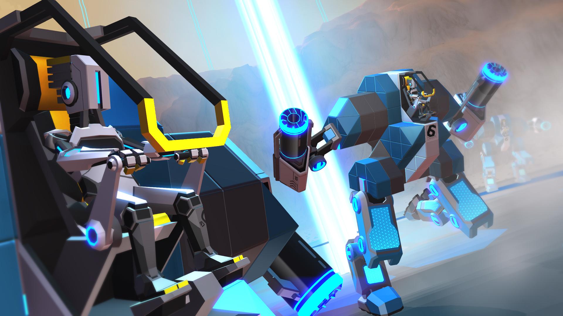 Robocraft :: Robocraft Exiting Early Access Next Week