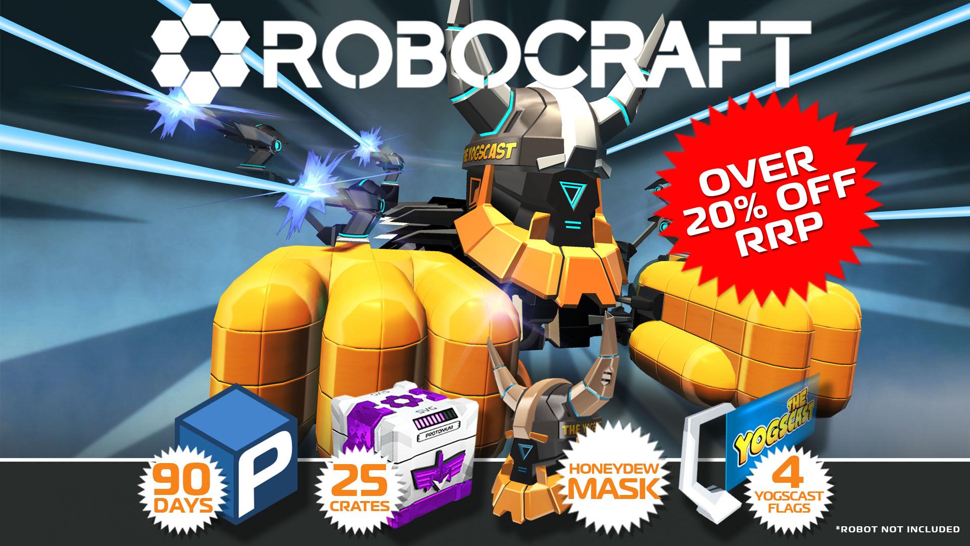 Comunitate Steam :: Robocraft :: Evenimente