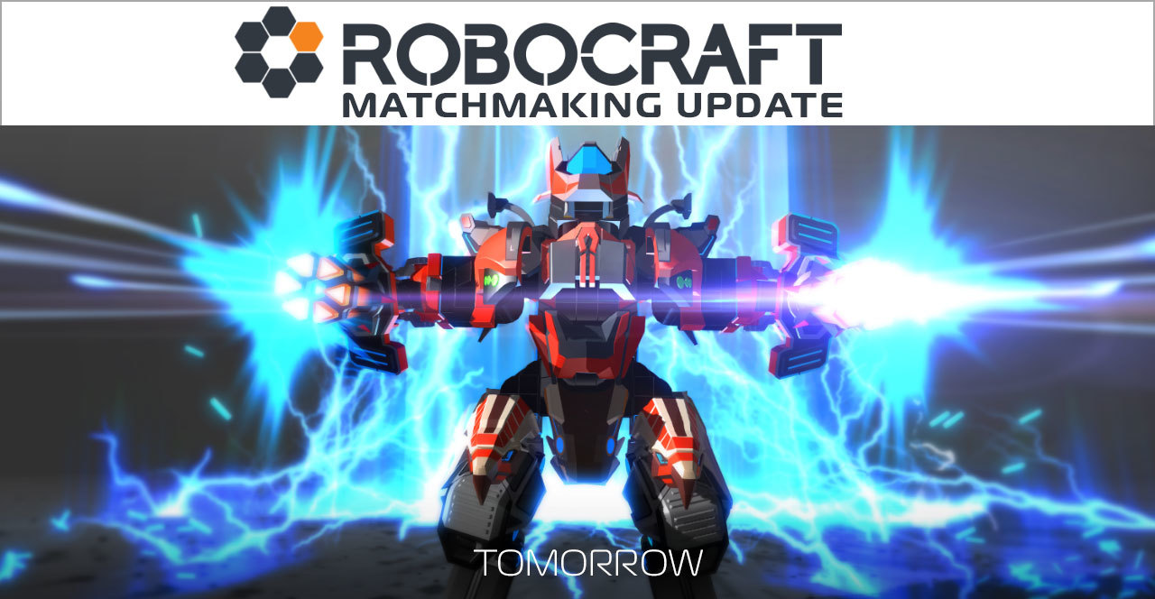 matchmaking robocraft