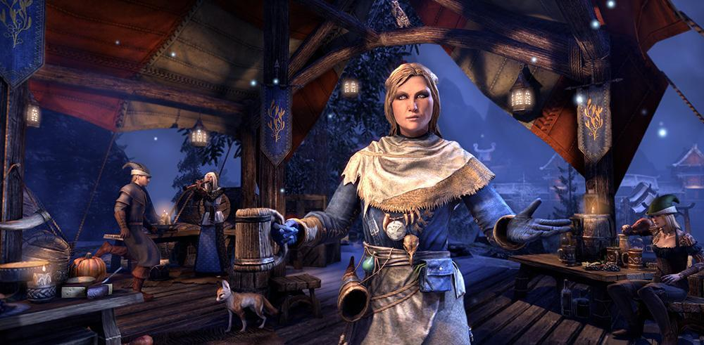 The Elder Scrolls Online :: Spread Holiday Cheer During The