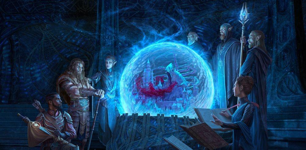The Elder Scrolls Online :: ESO: Summerset & Update 18 Now Live on