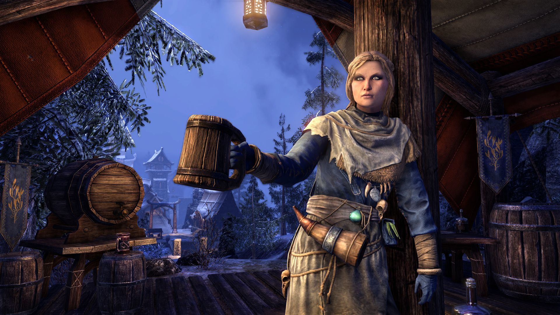 Jan 18 Announcing The Elder Scrolls Online: Elsweyr the