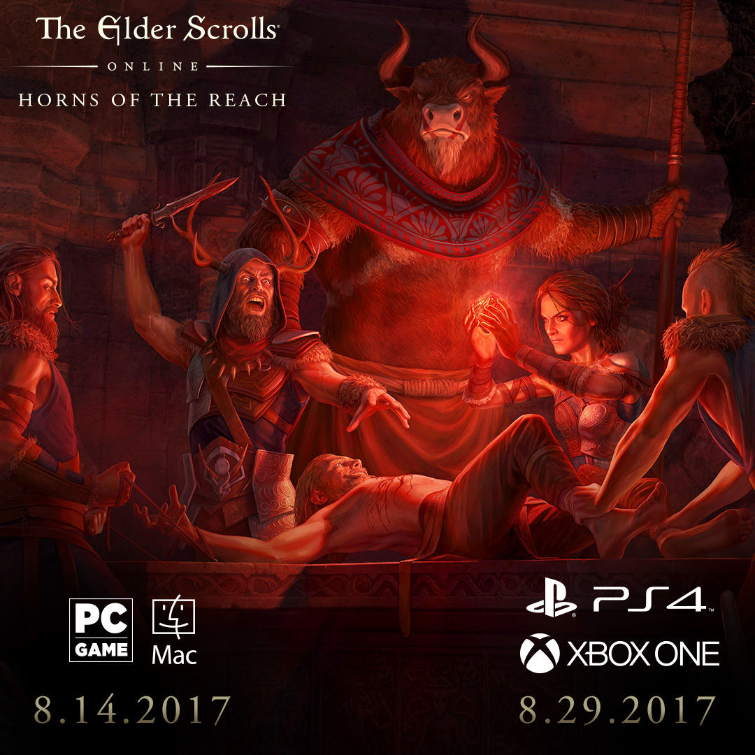The Elder Scrolls Online :: Announcing the Horns of the Reach