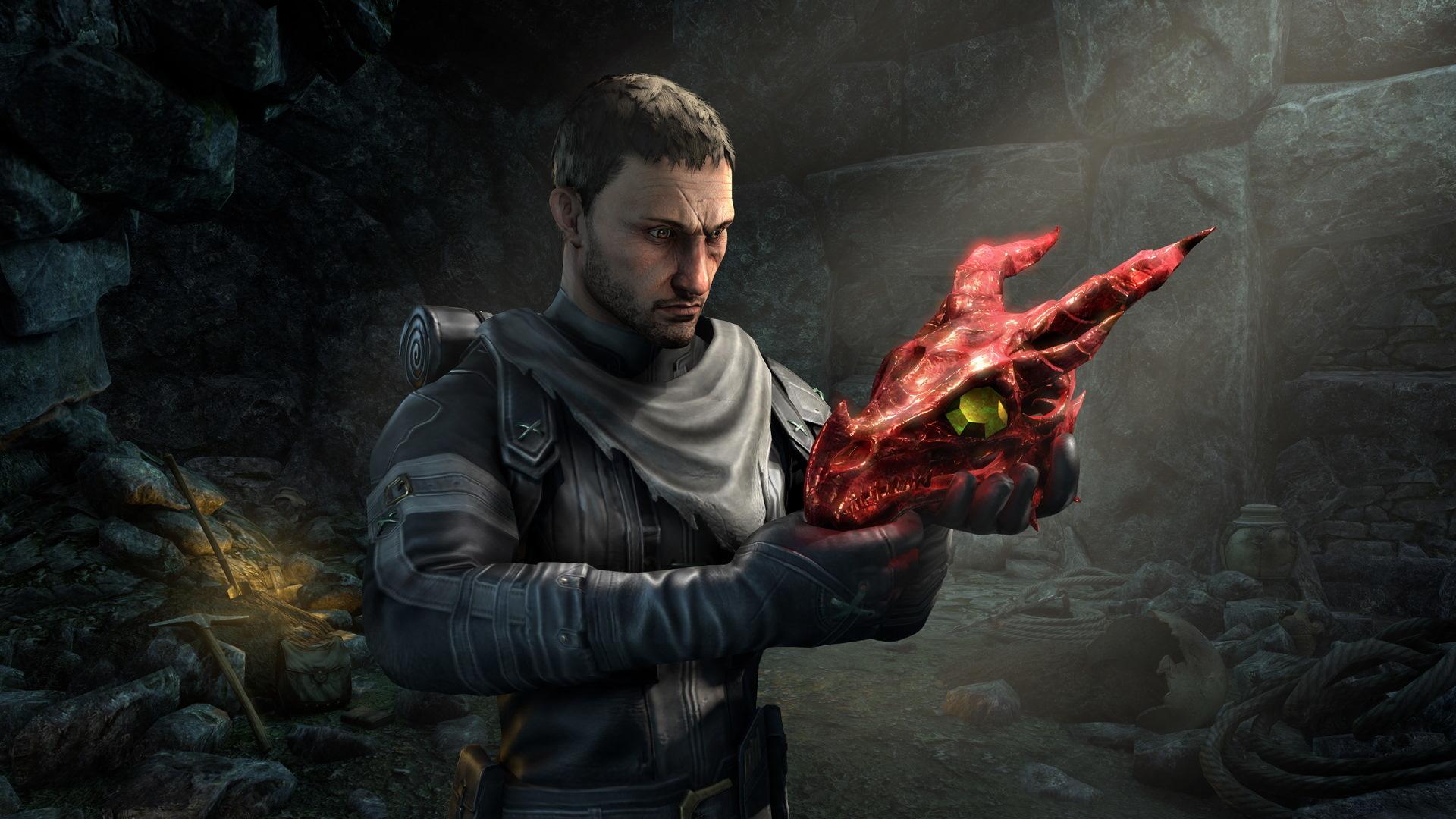 Анонс «Темного сердца Скайрима» и The Elder Scrolls Online: Greymoor