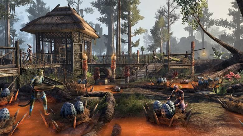 The Elder Scrolls Online :: Murkmire DLC Game Pack & Update 20 Now