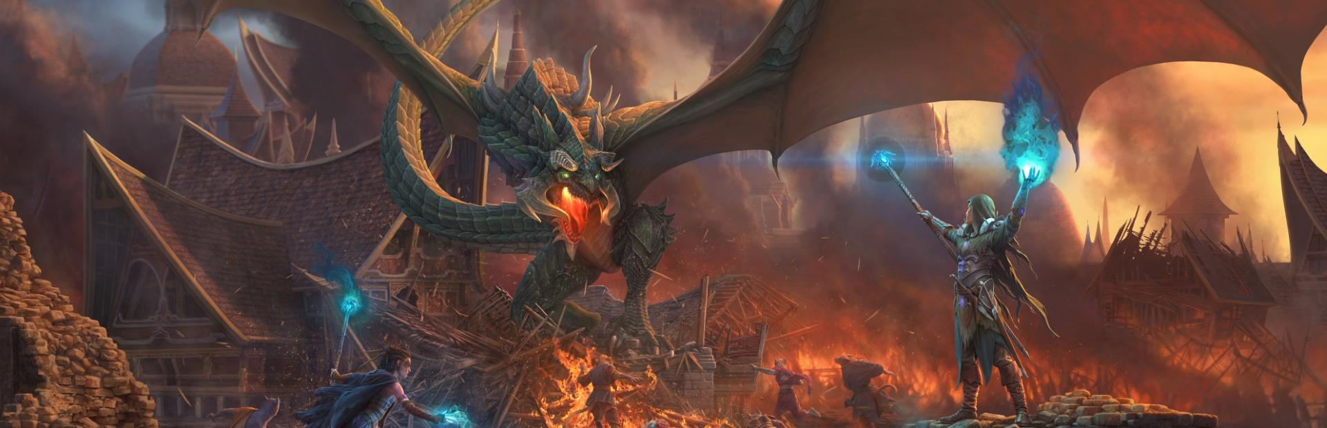 The Elder Scrolls Online :: Групови анонси