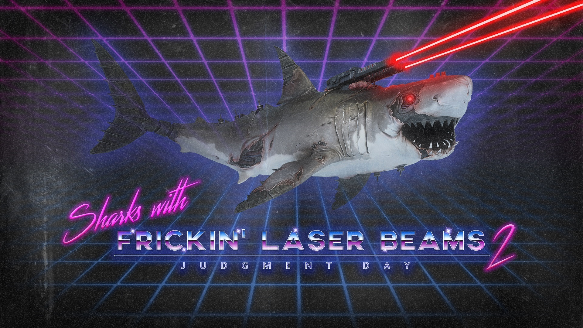 depth sharks with frickin laser beams ii judgment day