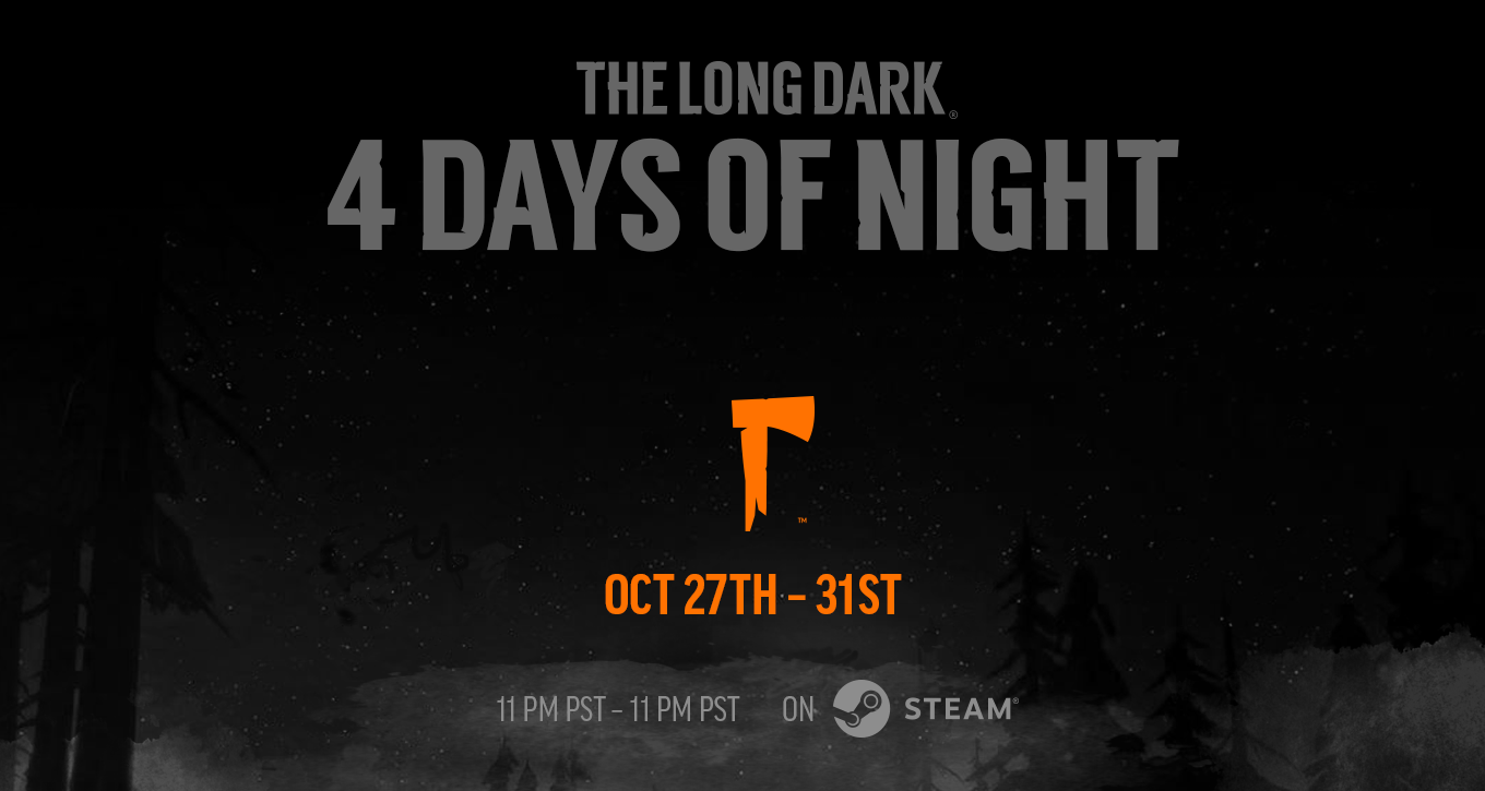 the long dark :: four days of night in the long dark - a halloween event