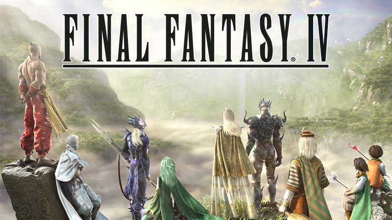FINAL FANTASY IV - FINAL FANTASY IV PATCH UPDATE FOR PC! - Steam News