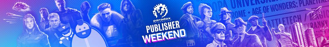 Slevy na steamu od studia Paradox Interactive, které končí končí 18.05.2020
