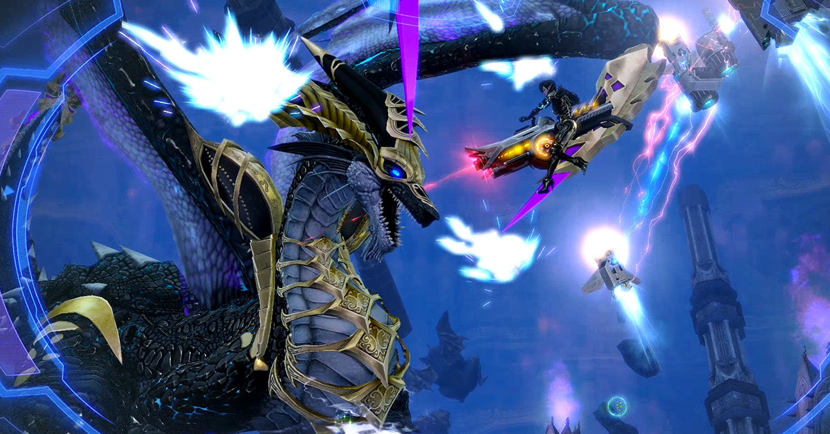 May 31 Coming very soon: TERA Launcher update for Steam