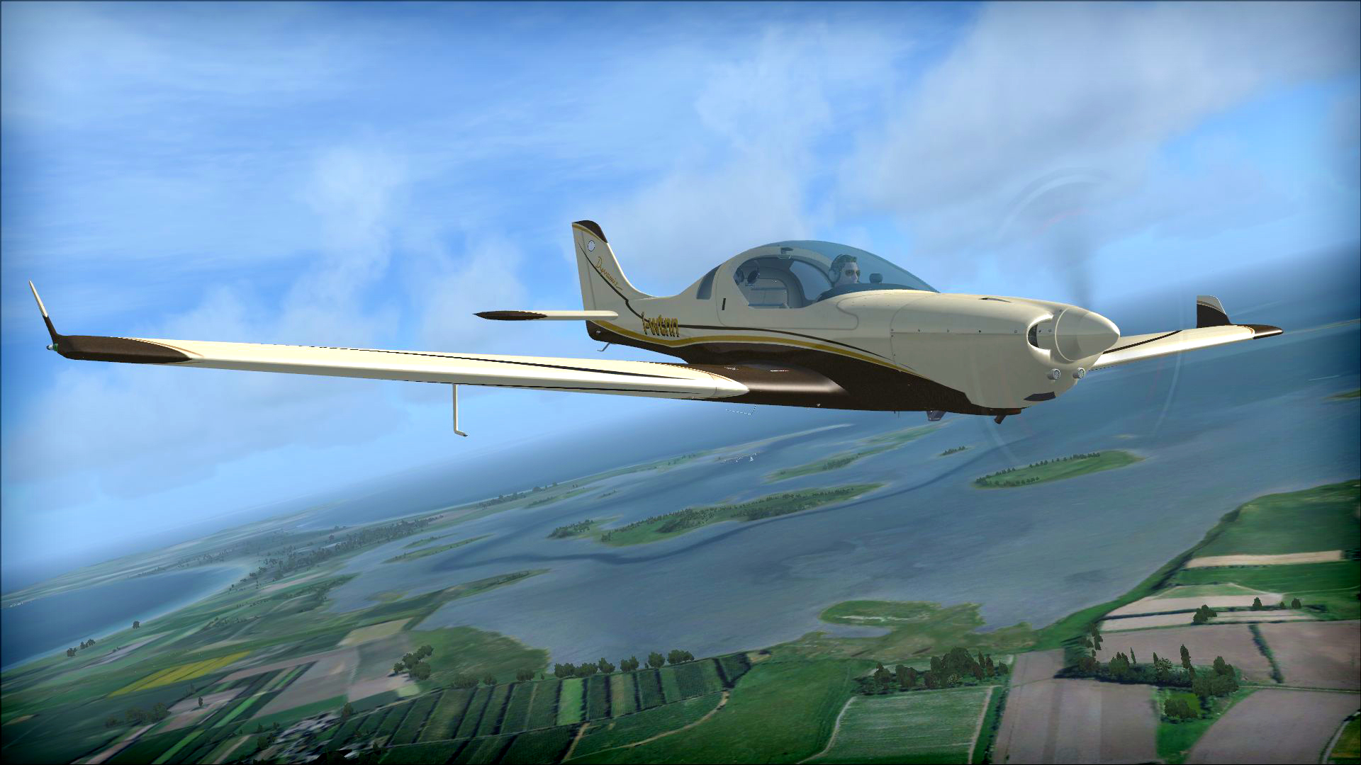 Microsoft Flight Simulator X: Steam Edition :: Aerospool WT-9