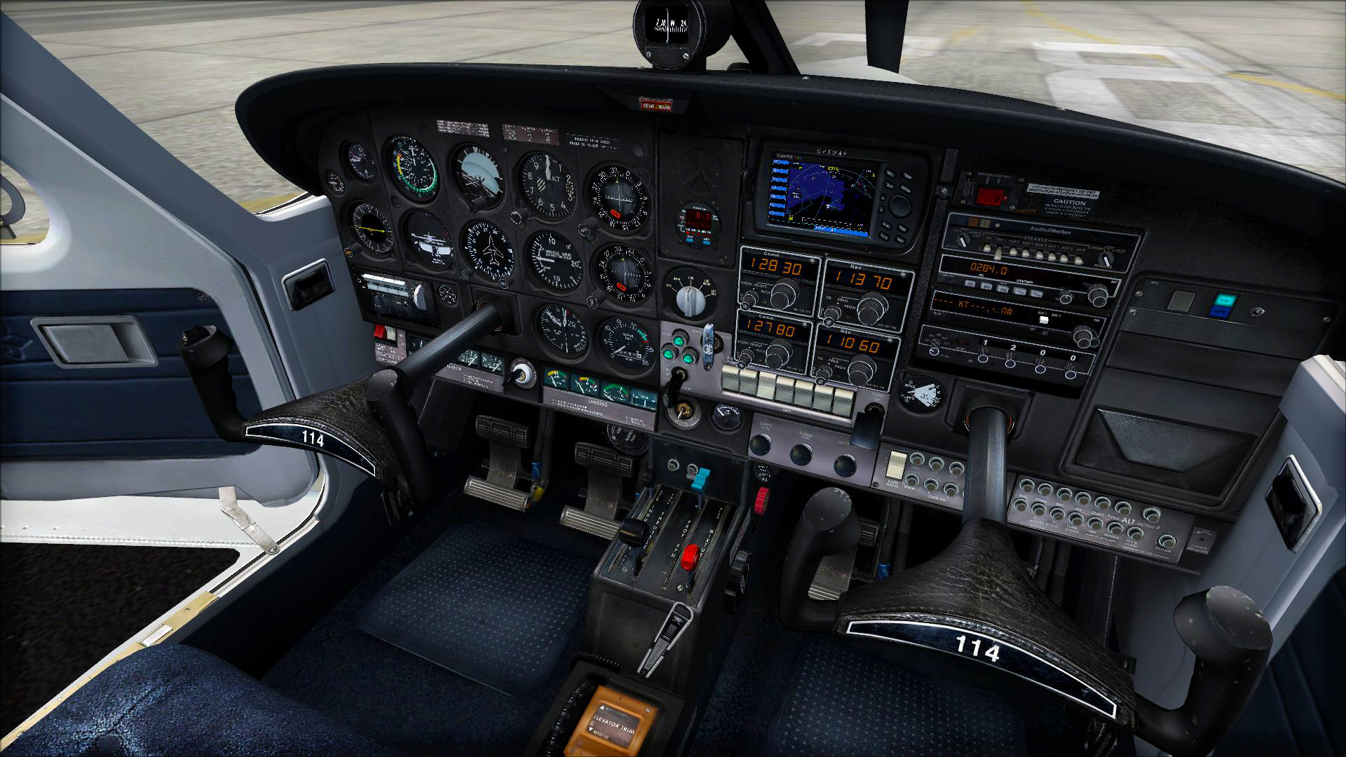 Rockwell AC11 Commander 114™ out now for FSX: Steam Edition
