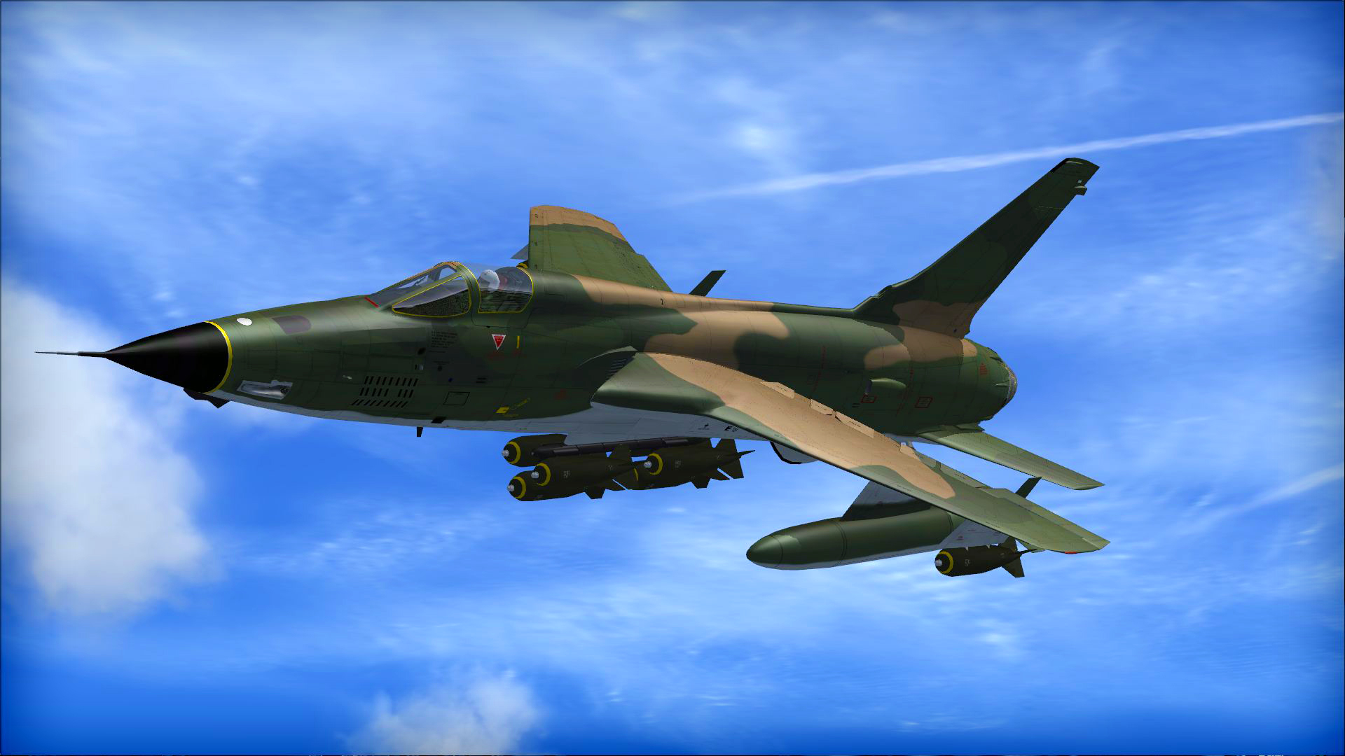 Jul 8, 2016 F-105D Thunderchief out now for FSX: Steam Edition