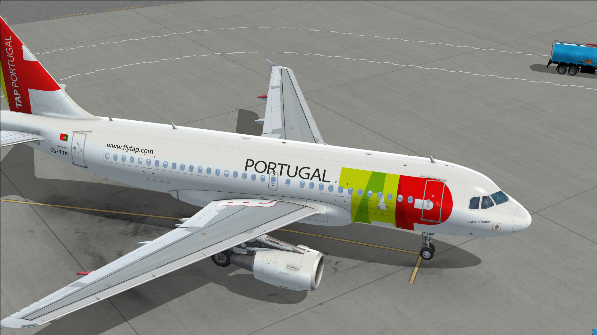 Microsoft Flight Simulator X: Steam Edition :: Airbus A318