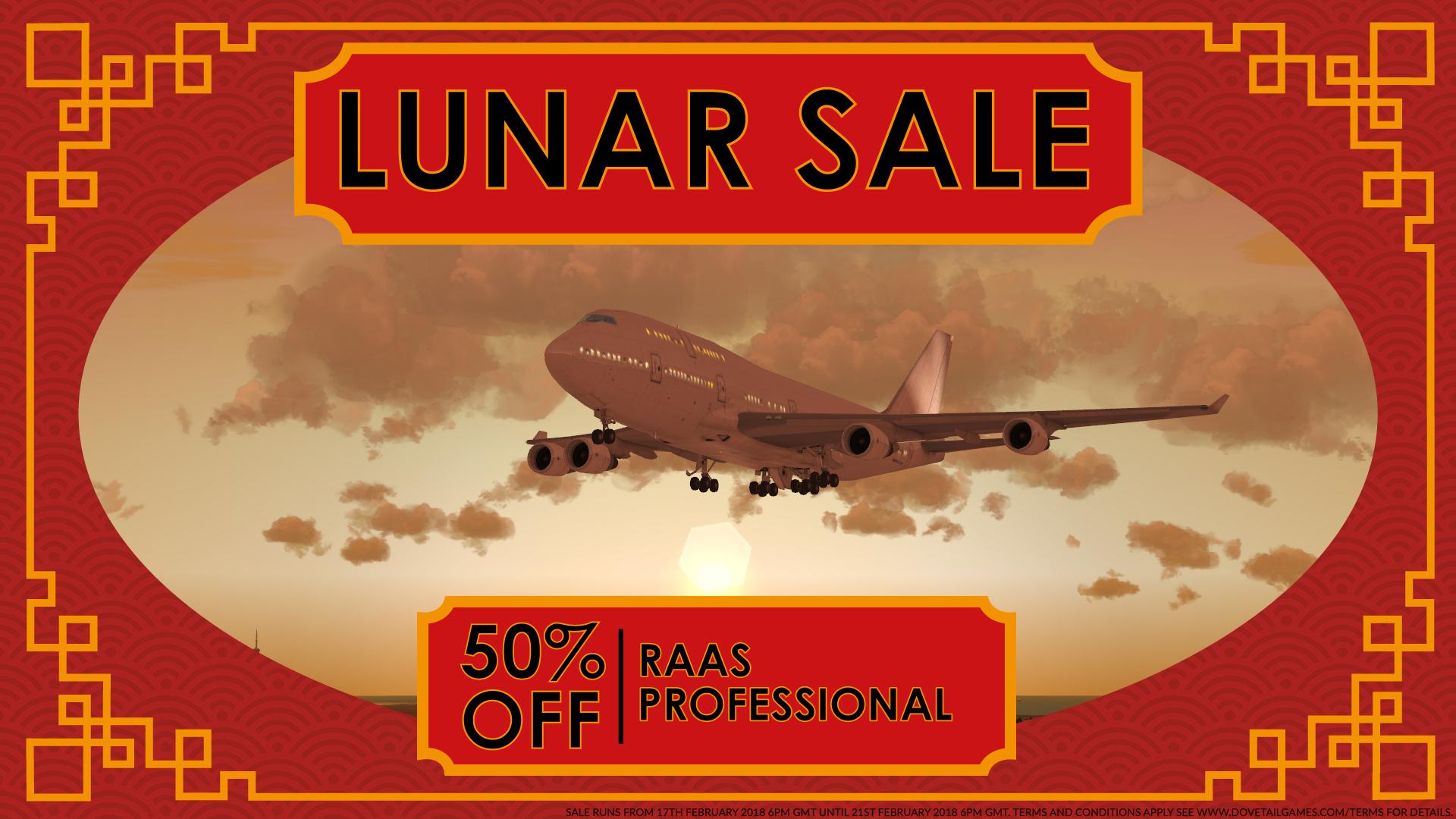Swathes of savings in the FSX: SE Lunar Sale - Microsoft