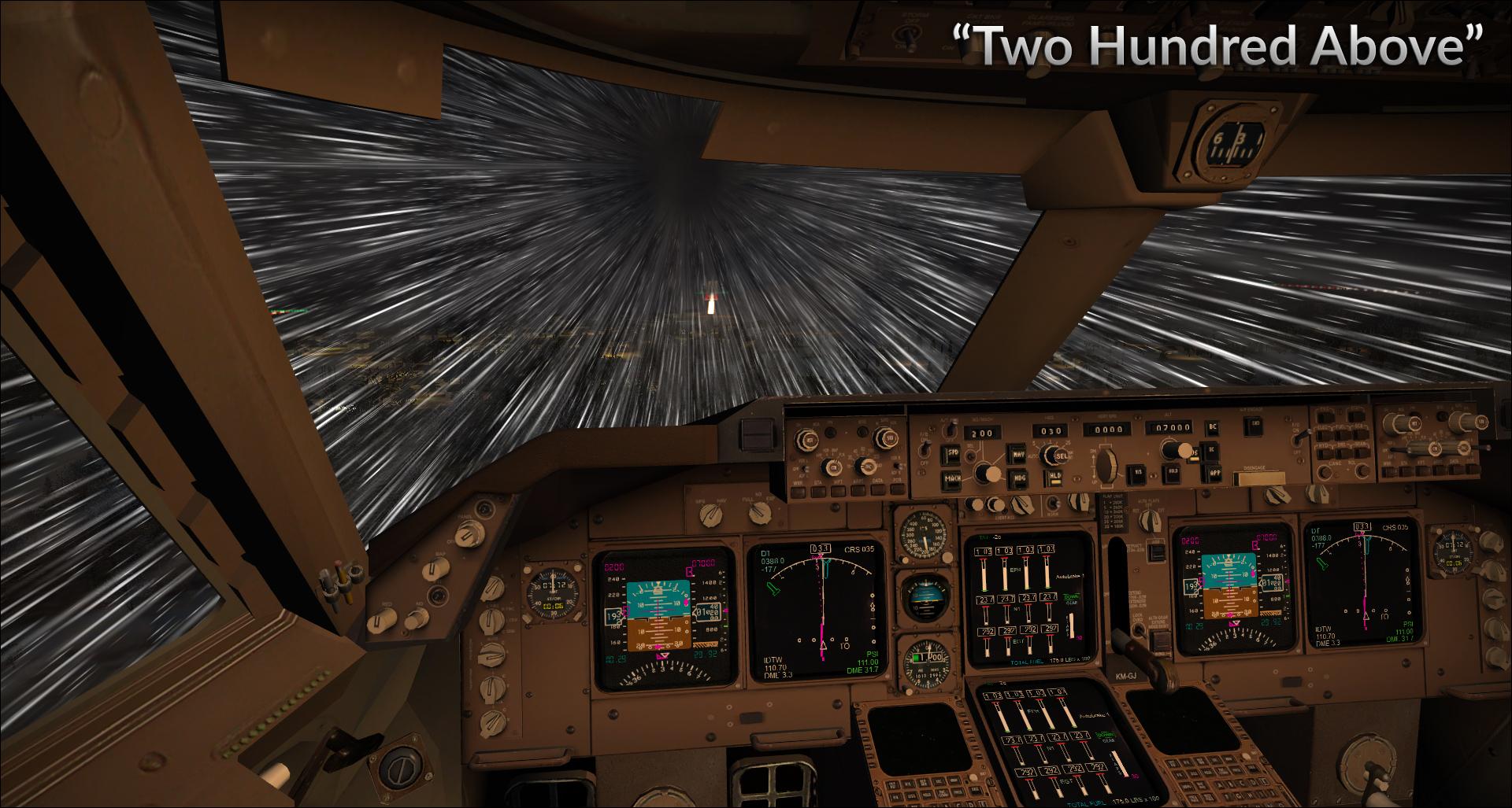 Microsoft Flight Simulator X: Steam Edition :: Final Approach out