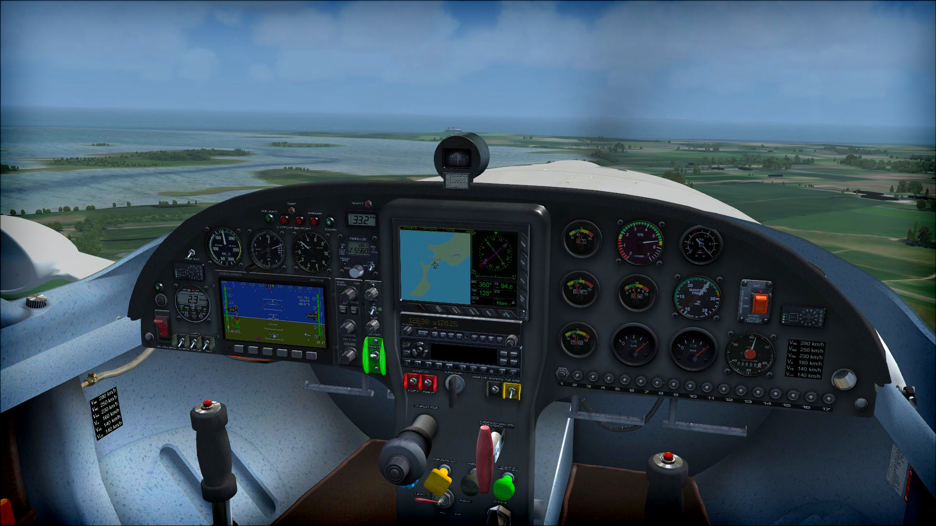Jun 28, 2016 Update released for Just Flight's Eurofighter