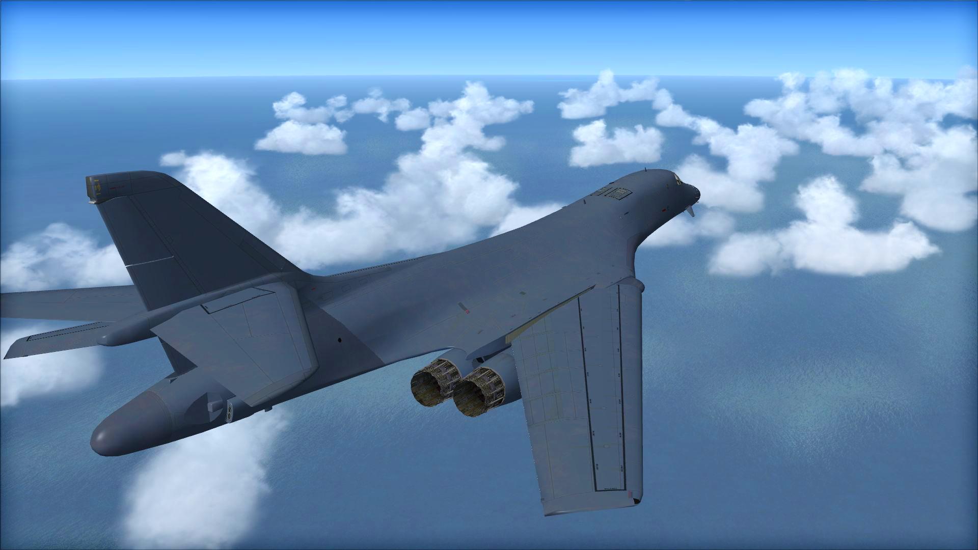 Microsoft Flight Simulator X: Steam Edition :: Rockwell B-1B