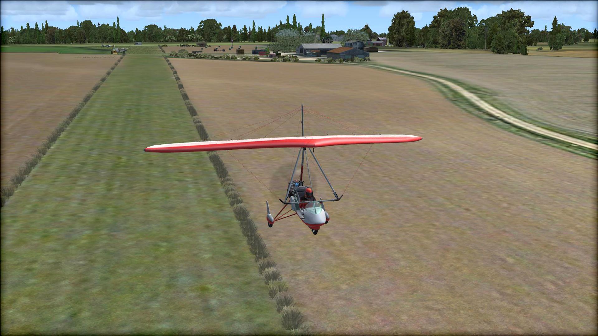 Microsoft Flight Simulator X: Steam Edition :: Farm Strips