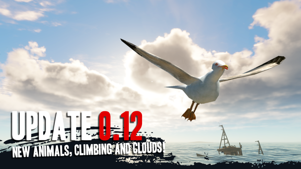 Stranded Deep :: UPDATE 0 12! NEW ANIMALS, CLIMBING AND CLOUDS!