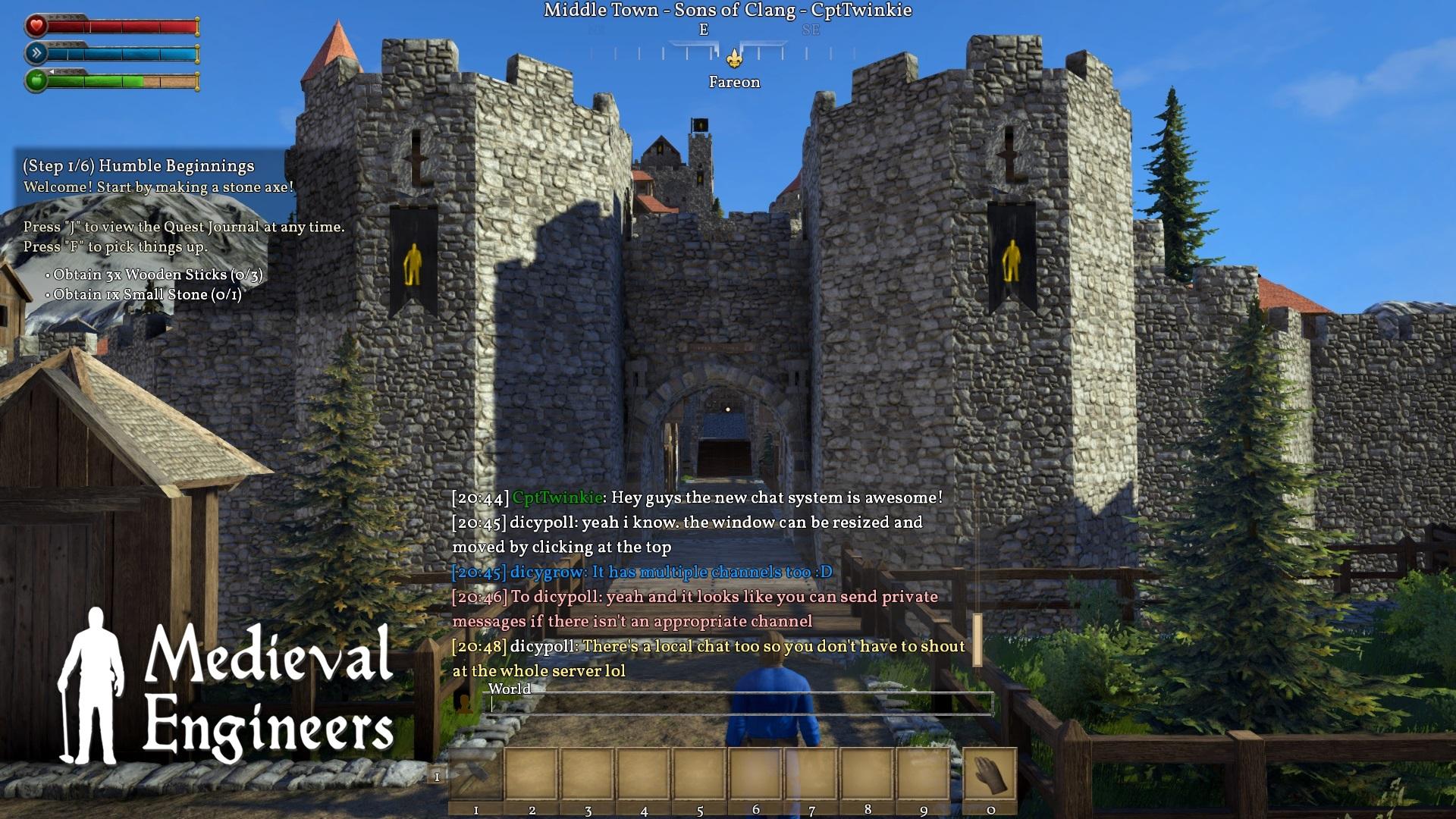 Medieval Engineers :: Coming soon in Medieval Engineers
