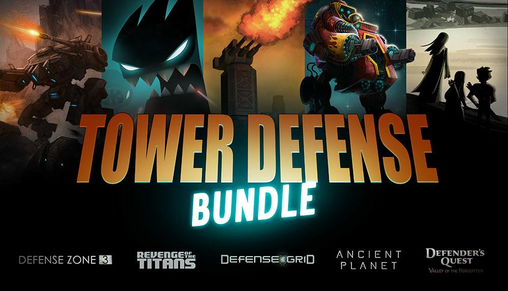 ancient planet tower defense bundle