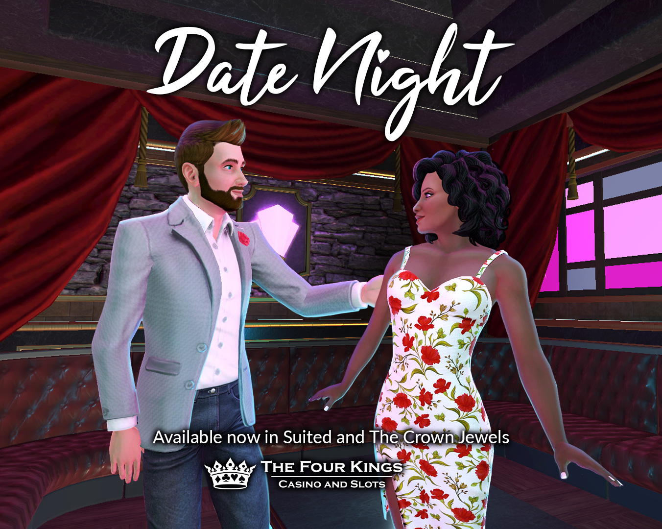 The Four Kings Casino And Slots Date Night Collection Available Now Steam News
