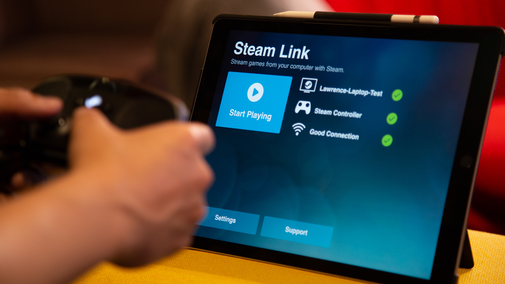 Steam Link on Steam
