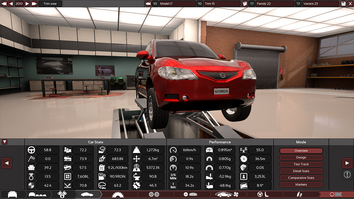 Automation - The Car Company Tycoon Game :: Automation UE4 Open Beta ...
