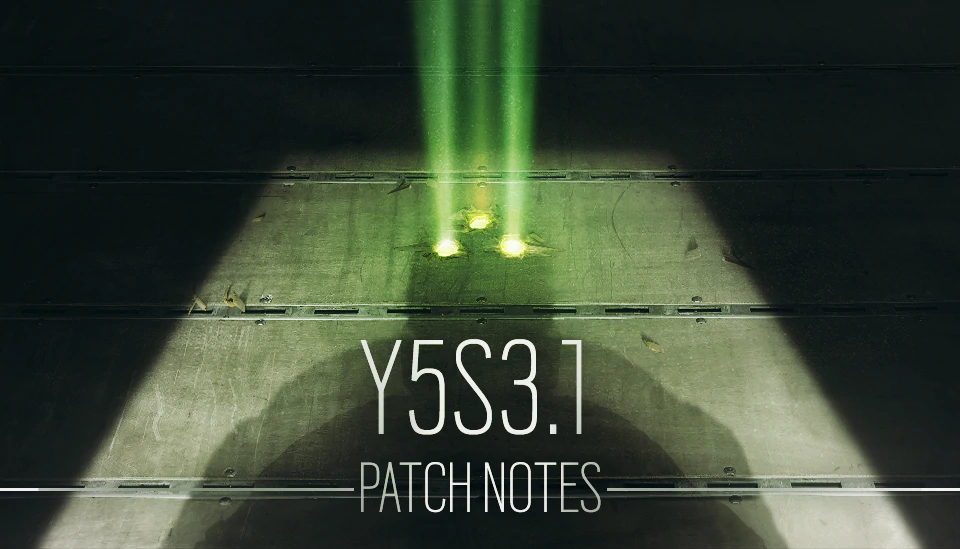 Y5S3.1 PATCH NOTES