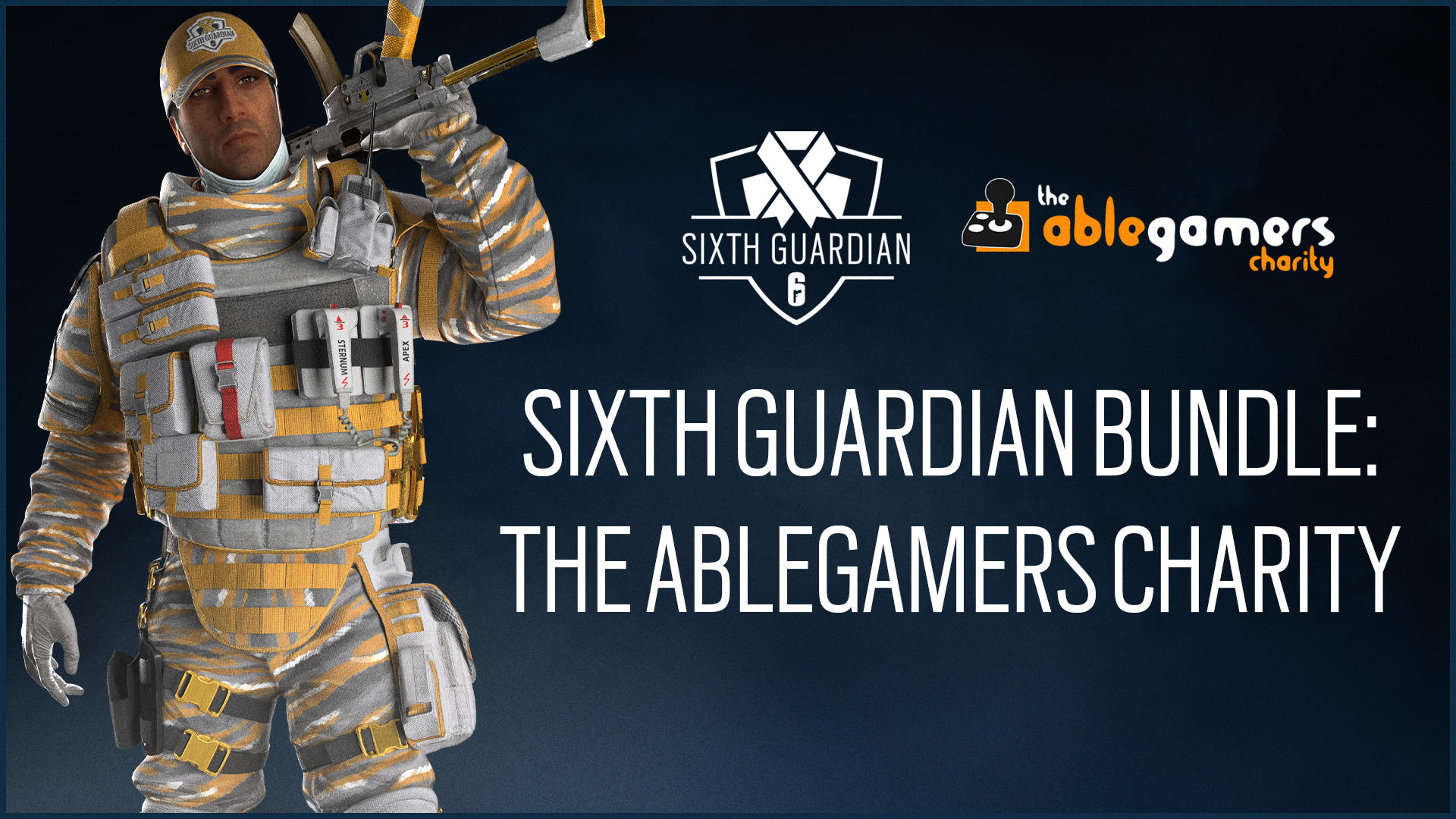 Sixth Guardian Program Y5S4: The AbleGamers Charity