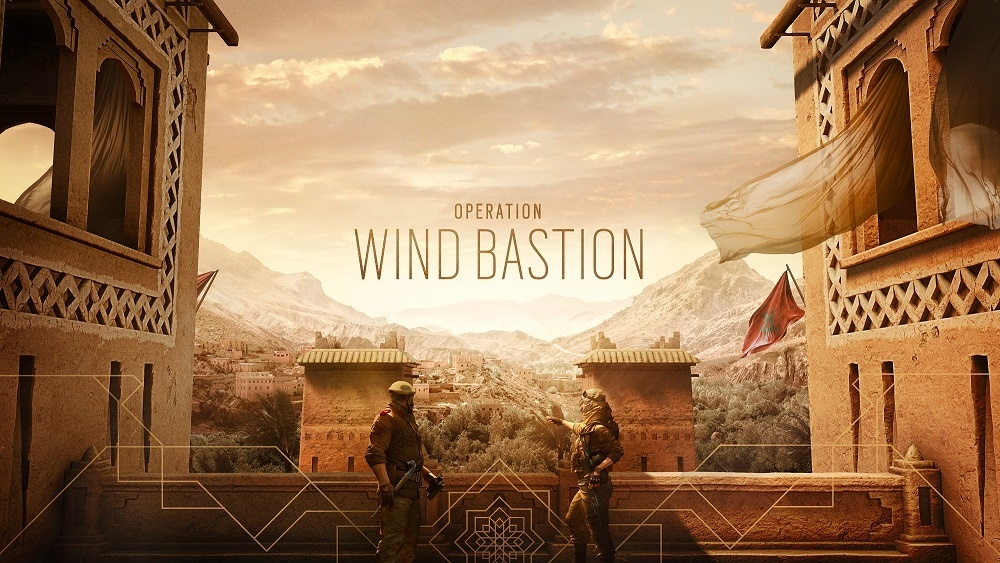 Tom Clancy's Rainbow Six Siege :: Operation Wind Bastion - Patch Notes