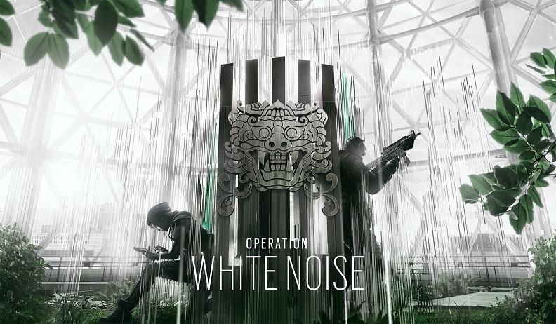Dec 5, 2017 Tom Clancy's Rainbow Six Siege - White Noise