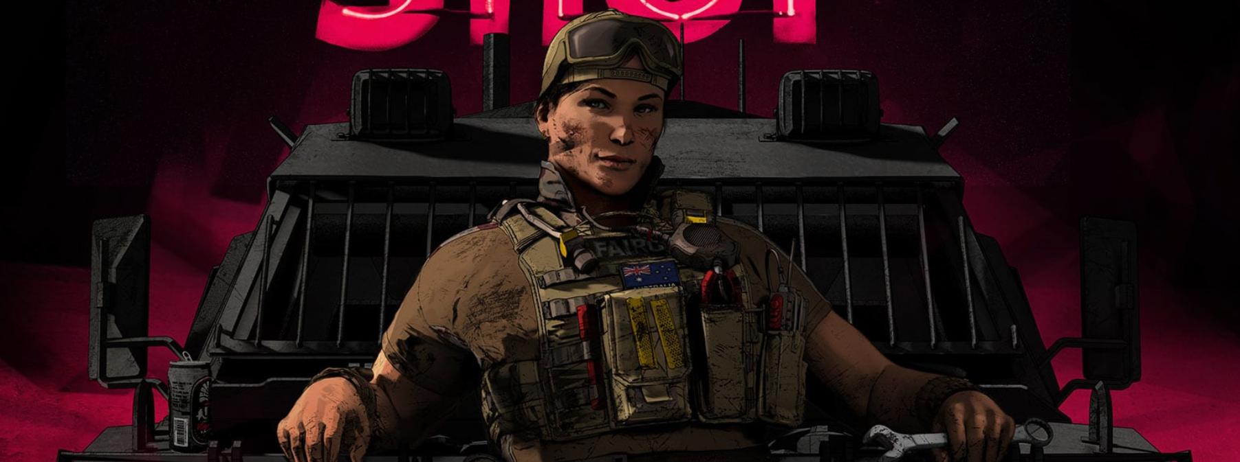 Steam Community :: Tom Clancy's Rainbow Six Siege :: Events