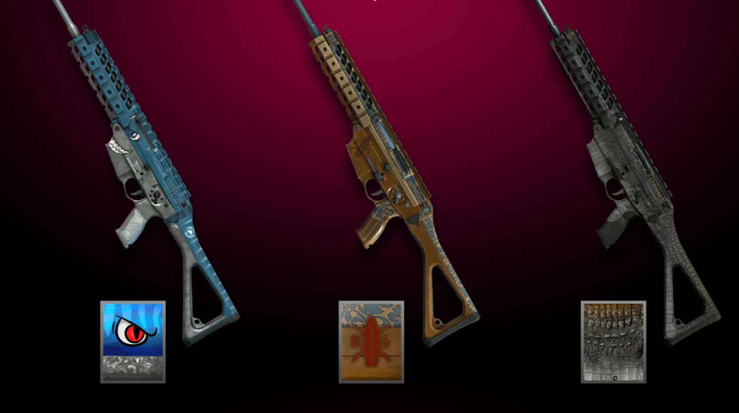 Tom Clancy's Rainbow Six Siege :: BURNT HORIZON - PATCH NOTES